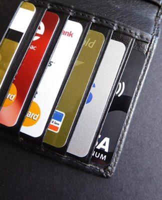 Spłata karty kredytowej